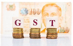 Filing GST in Singapore - SBS Consulting Pte.Ltd.
