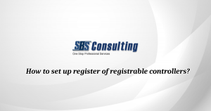 How to set up register of registrable controllers