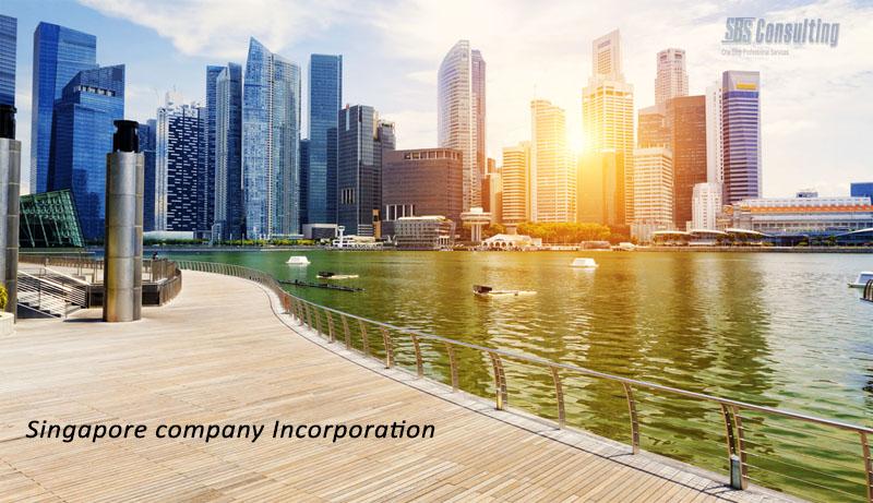 Company Incorporation Singapore