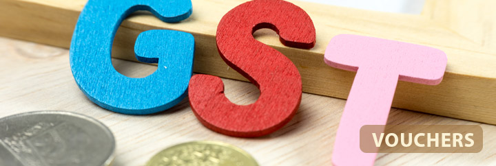 U-Save GST Vouchers