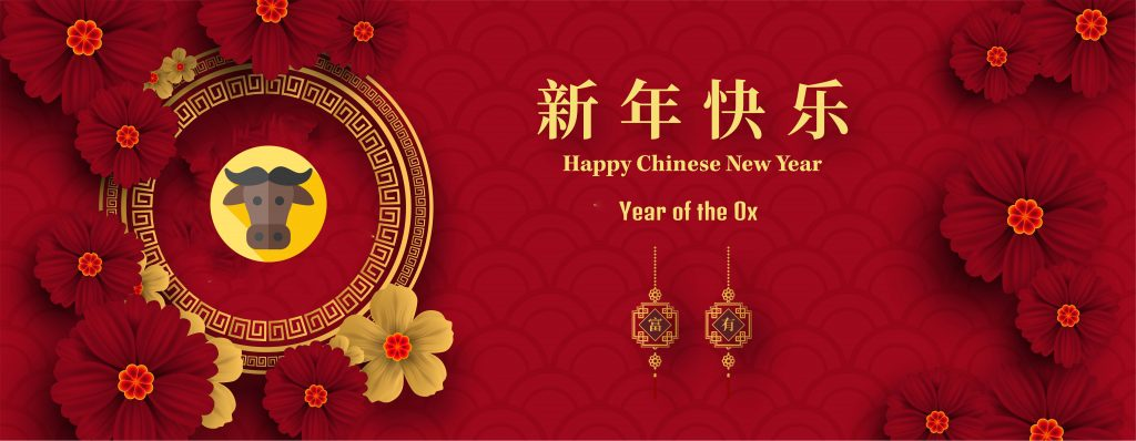 Year of the Ox- Chinese New Year 2021