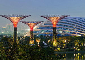 Singapore Among World's Best Cities to do Business, Live and Visit