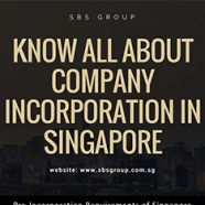 Know All About Company Incorporation in Singapore